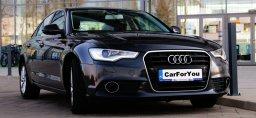 Audi A6 sedan w carforyou Białystok wypożyczalnia samochodów