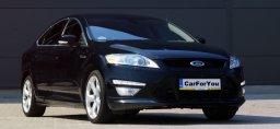 Ford Mondeo mk4 sedan w car for you w Białymstoku  wypożyczalnia samochodów