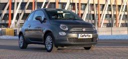 Wynajmij auto w białymstoku Fiat 500 hatchback car for you