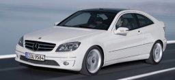 Mercedes CLC coupe do wynajmu samochodów w Białymstoku carforyou