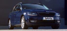 Kombi w ofercie wypożyczalni samochodów Olsztyn polecamy Skoda Octavia