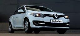 Renault Megane hatchback auto do  wynajęcia tanio w Gdańskim carforyou