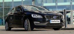 wynajmij premium auto jakim jest Volvo S60 w carforyou Gdańsk