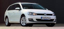 Volkswagen Golf VII Kombi w cenniku warszawskiej taniej  wypożyczalni pojazdów carforyou