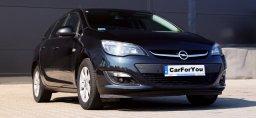 Opel Astra J w cenniku warszawskiej wypożyczalni samochodów carforyou