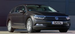 wynajmij samochód Volkswagen Passat B8 w kielcach