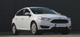 w cenniku Wrocławskiej wypożyczalni pojazdów znajdziemy Ford Focus