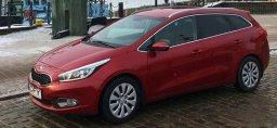 wypożyczalnia aut cennik Kia Cee'd hatchback Elbląg carforyou