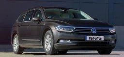 wypożycz tanio rodzinny samochód w Krakowie Volkswagen Passat Kombi
