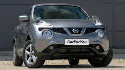 wynajmij auto Nissan Juke hatchback w Białymstoku