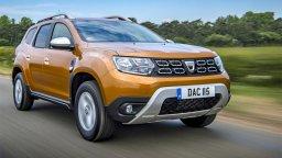 wynajmij SUV w Płockiej wypożyczalni carforyou Dacia Duster