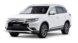 Mitsubishi Outlander w cenniku wypożyczalni pojazdów Płock