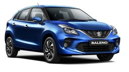 CarForYou Płock oferuje do wynajmu pojazd Suzuki Baleno