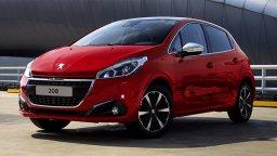 tanio wynajmę auto Peugeot 208 hatchback w Elblągu