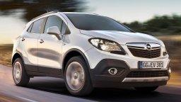 SUV Opel Antara dostępny na wynajem w Elbląg carforyou