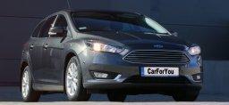 wypożyczalnia samochodów Jaworzno oferuje Ford Focus Kombi