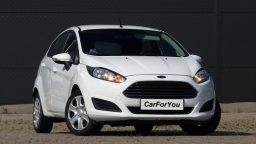 w cenniku wypożyczalni aut carforyou Katowice  dostępny Ford Fiesta
