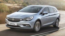 kombi do wynajęcia Opel Astra K w warszawie poleca carforyou