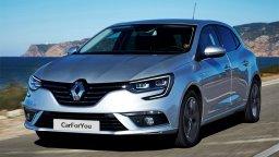Renault Megane kombi samochód z wypożyczalni carforyou warszawa
