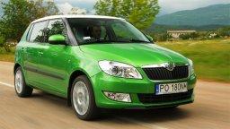 wynajmij auto jakim jest Skoda Fabia Hatchback w carforyou Białystok