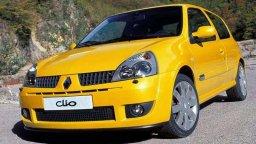 Renault Clio Hatchback w wypożyczalni samochodów Białystok carforyou