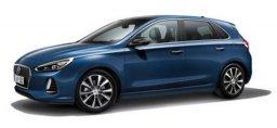 Hyundai i30 hatchback w cenniku wypożyczalni aut Lublin carforyou