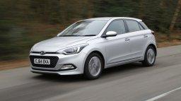 Wypożyczalnia samochodów Tychy cennik Hyundai i20 Carforyou