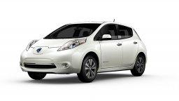 Nissan Leaf  dostępny w cenniku wypożyczalni aut Katowice carforyou