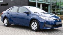 Toyota Corolla do wynajęcia w Poznaniu Carforyou