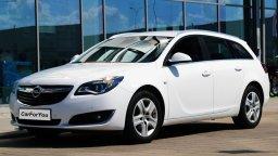 Wynajmij samochód w Warszawie Carforyou Opel Insignia Diesel