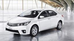 Wynajmij samochód w Tychach w Carforyou Toyota Corolla Sedan LPG