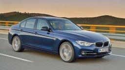 BMW 3 Sedan Diesel Automatyczna skrzynia biegów, samochód do wypożyczenia w Carforyou Kielce
